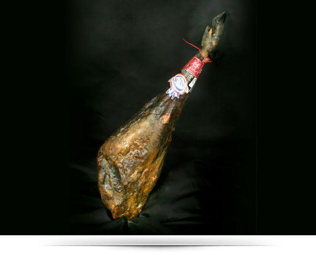 Tartessos Iberian ham   http://www.mediterraneandeli.eu/epages/64369807.sf/en_GB/?ObjectPath=/Shops/64369807/Categories/Category1