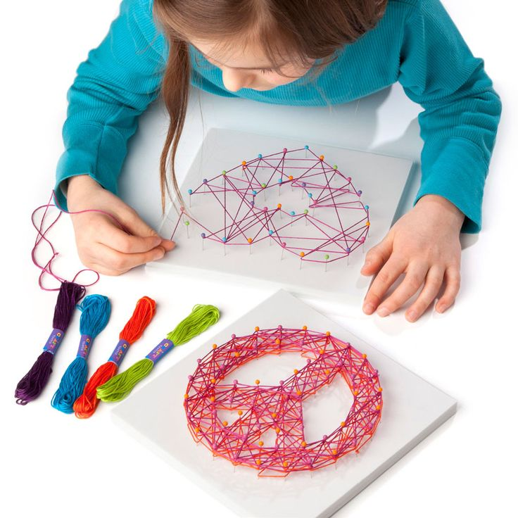 Craft-tastic String Art