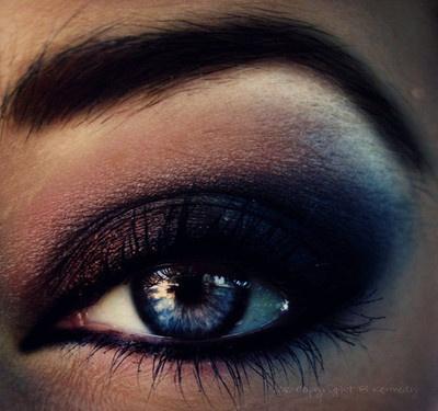 sultry eye: Make Up, Eye Makeup, Style, Smokey Eyes, Hair Beauty, Hair Makeup, Makeup Ideas, Beautiful Eye