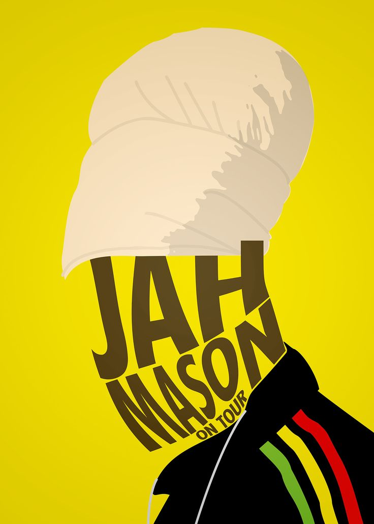 Jah Mason - Poster