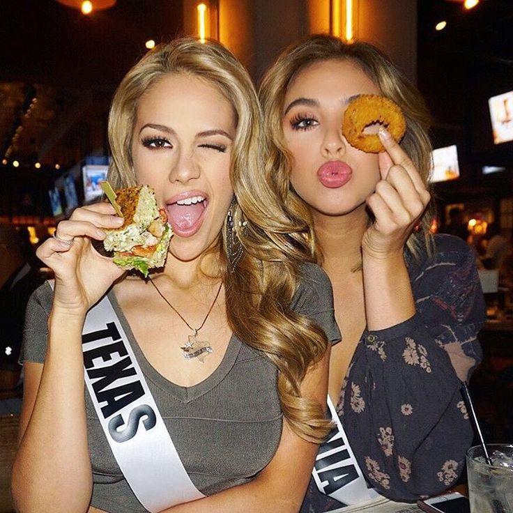 Daniella Rodriguez & Nadia Mejia (California)
