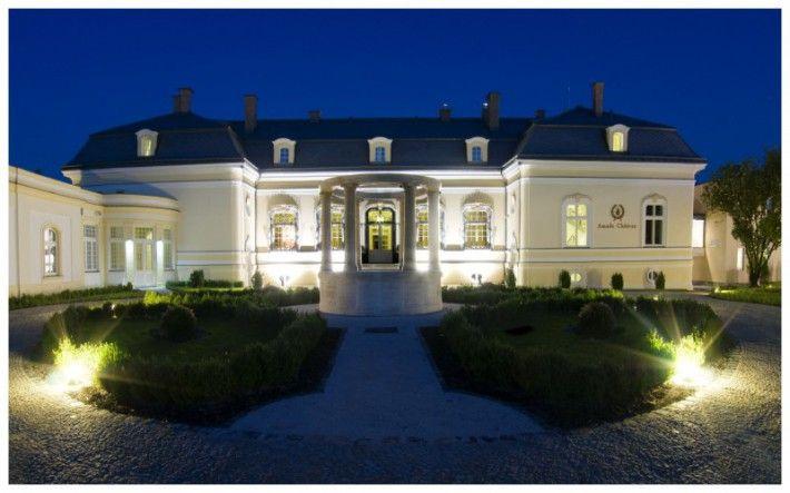 Hotel Amade Château*****, #Slovakia