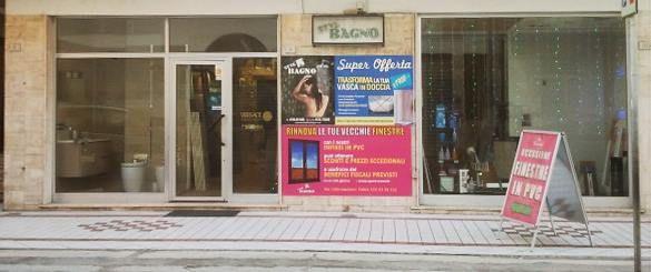 Il nostro punto vendita a Civitanova Marche in via Dei Mille 10