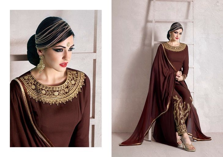 Anarkali Pakistani Ethnic Bollywood Suit Dress new Kameez Designer Salwar Indian…