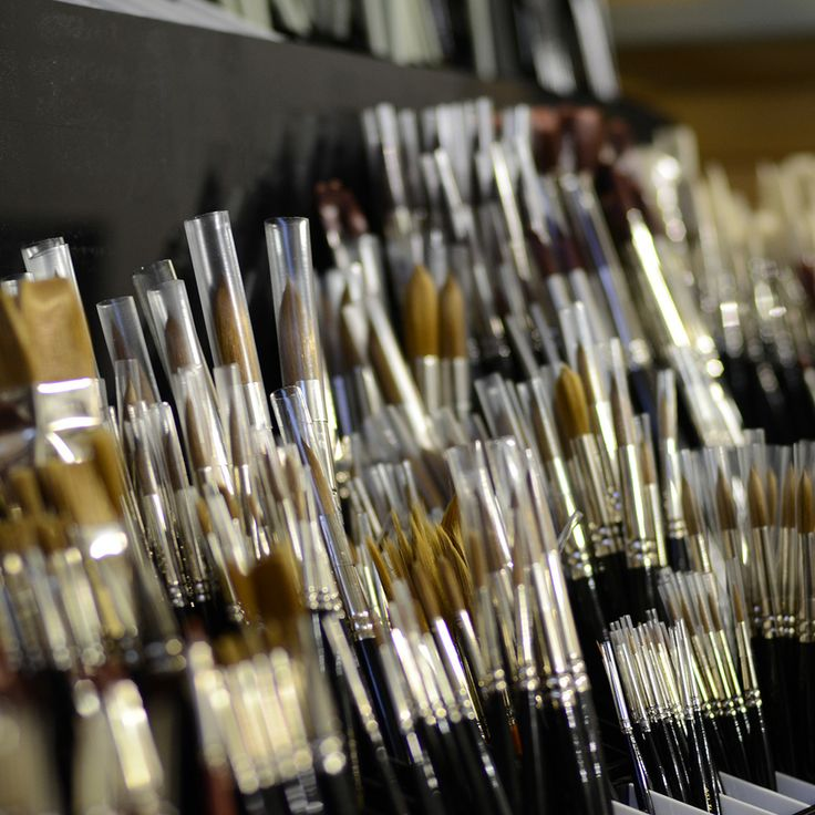 Magic Paint Brushes In Color Our World