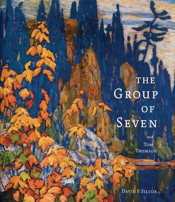 'Group of Seven' Canadian Artists. some of my favourite painters of all time.