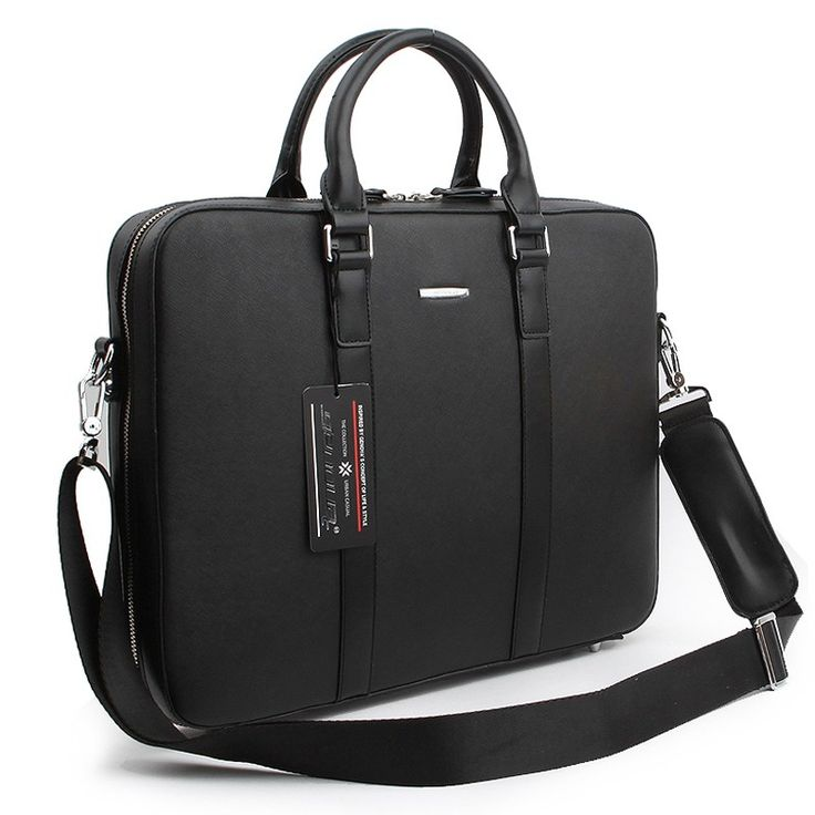 Mens Briefcase Laptop Business Bag for Men Genova 6167