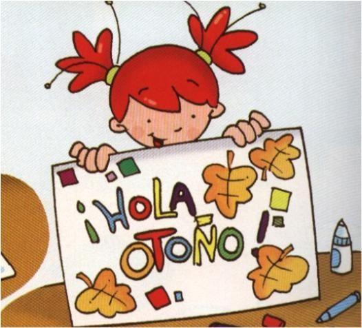 Menta Más Chocolate - RECURSOS PARA EDUCACIÓN INFANTIL: Carteles en color del OTOÑO
