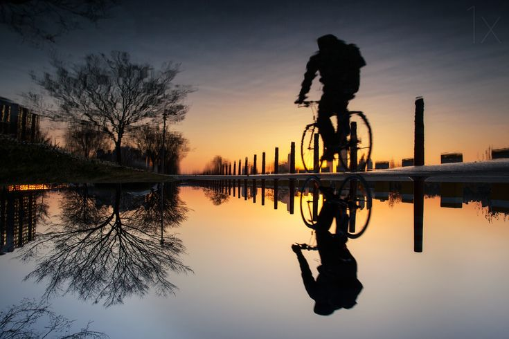 1X - Ride on Mirror (reflection) by Praveller BSung