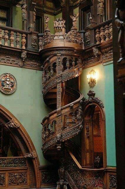 extraordinary carpentry    of centuries past
