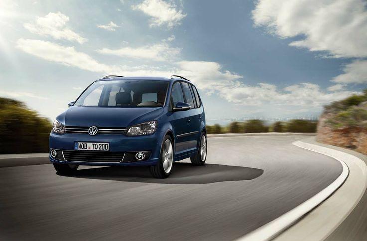 Volkswagen Touran, su diseño despierta la imaginación. http://www.cochessegundamano.es/volkswagen/touran/