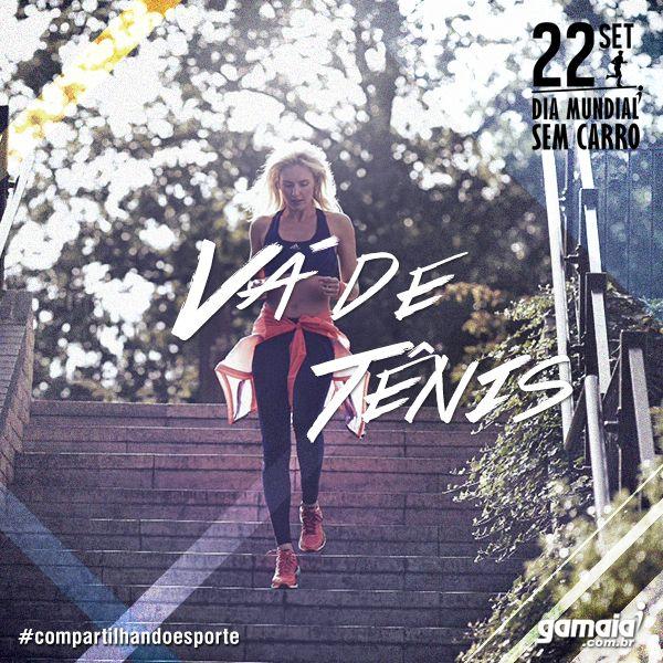 Dia Mundial sem Carro - Photoshop CS5