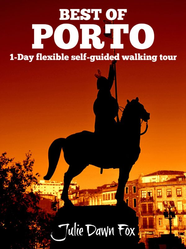 Best of Porto: What To See And Do In 1 Or 2 Days. Click to find out which sights should be on your Porto itinerary and to find out more about a self-guided walking tour of the city http://juliedawnfox.com/2016/04/21/best-of-porto/ Or buy the guide here: http://amzn.to/1WI08SN