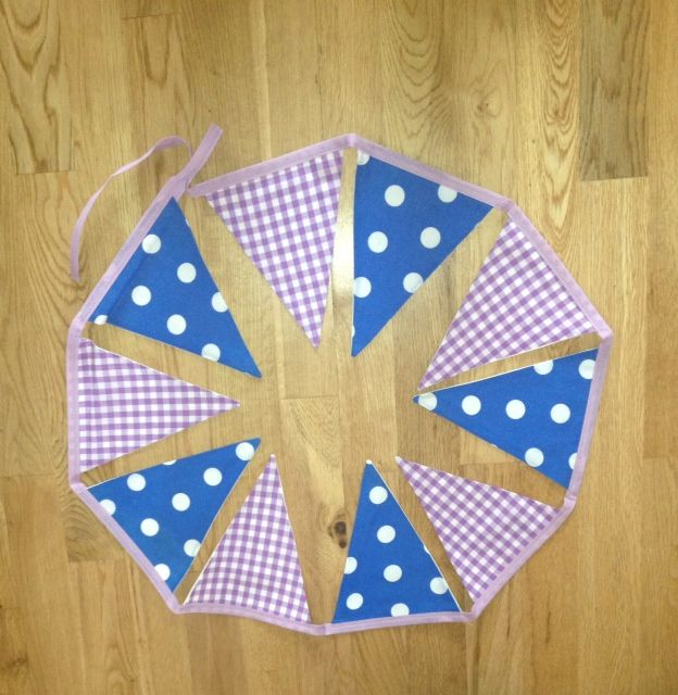gingham & polkadots- lovely!