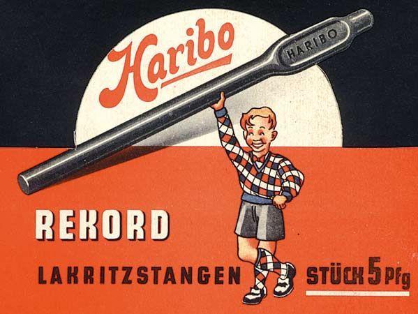 Werbeplakat von 1930 (Quelle: Markenmuseum)