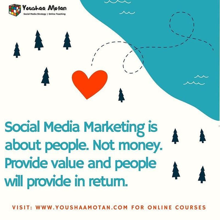 Tip #3 - Social Media Marketing is about people. Not money. Provide value and people will provide in return. Everyone's chasing money...As if it's the goal. The goal is to help one realise our brands purpose and grow into success so it's a good fit. Value is all-powerful. #digitalmarketing #digitaltransformation #onlinebusiness #onlineteacher #ecommerce #digitalstrategydevelopment #digitalstrategist #mondaymorning #value #values #socialmedia #socialmediamarketing #socialmediatips…