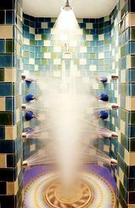 The World S Most Expensive Shower Silvertag Shower