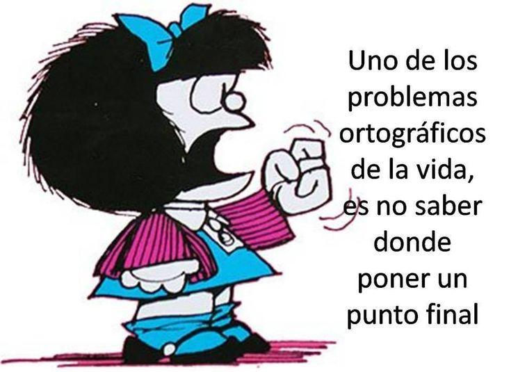 #mafalda que tan cierto