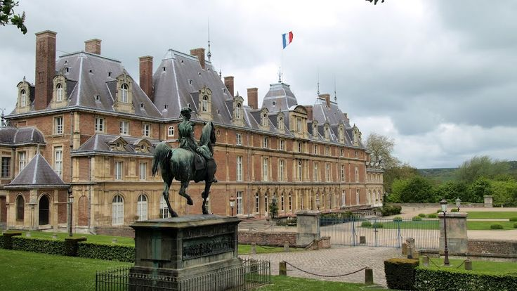 Panoramio - Photo of Château d'Eu