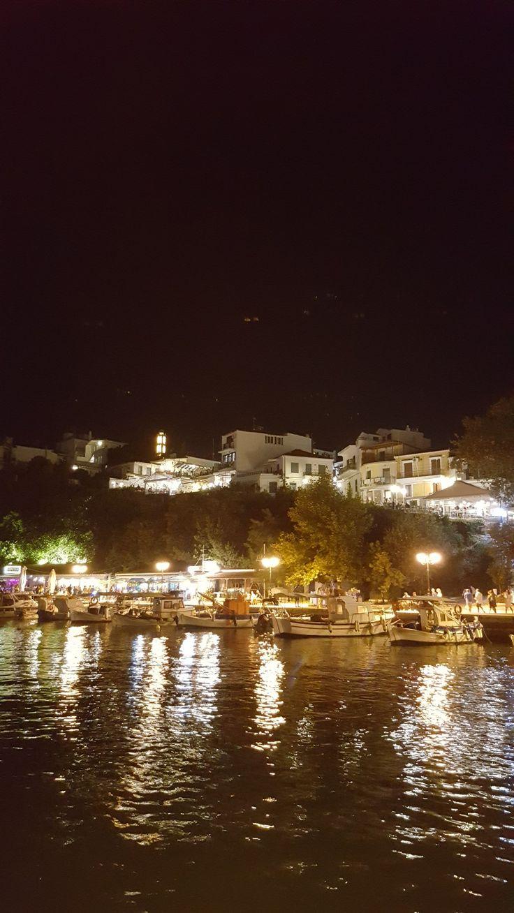 Old Port, SKIATHOS Sporades