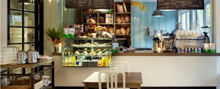 Strand restaurant bakery