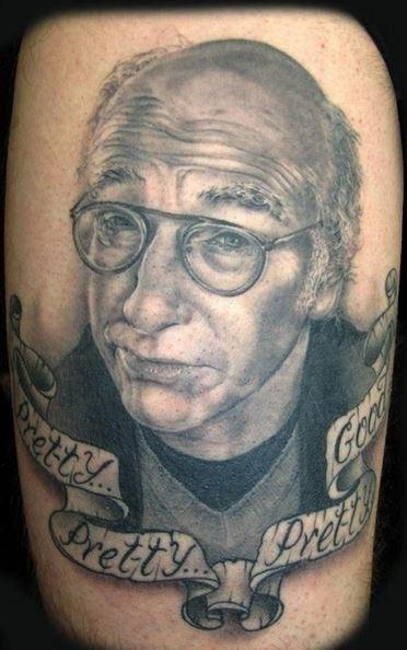 Larry David - '...