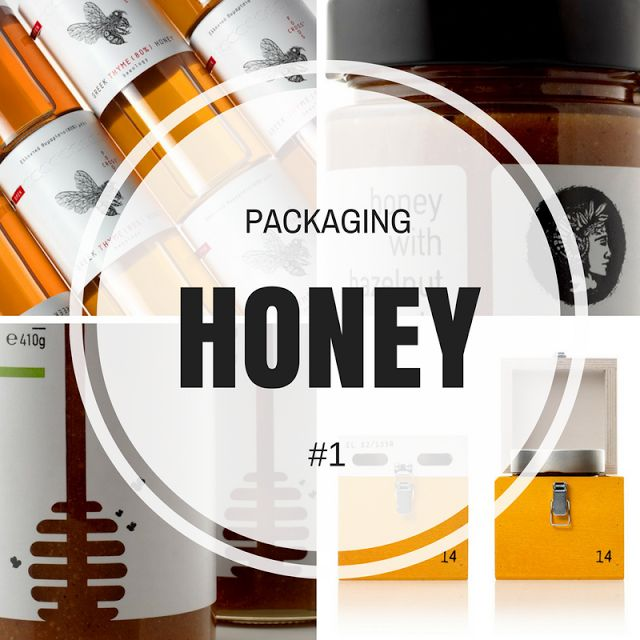 greek honey packaging • the Round Button blog