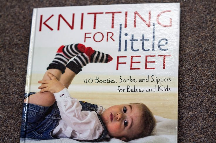 Knitting for Little Feet available in store.