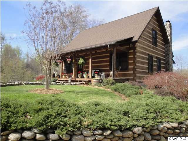 Cabin Landscaping Mountain Cottage Pinterest