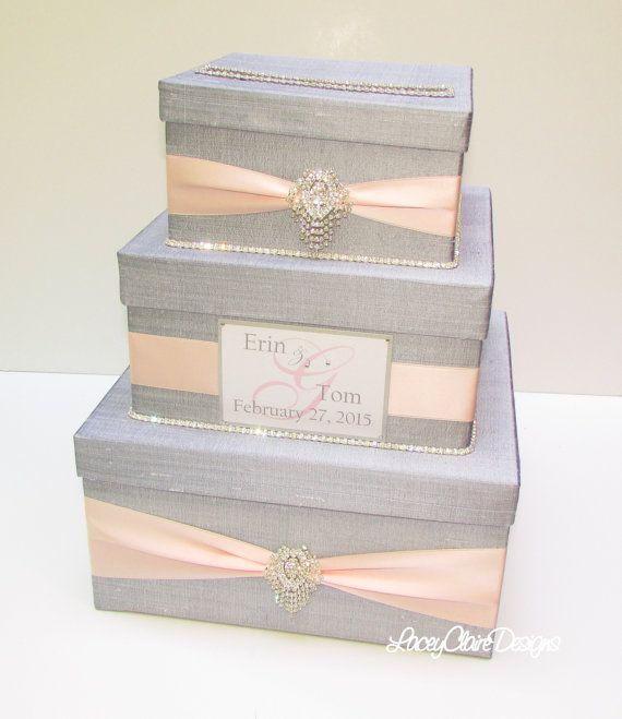 79 best Wedding Card Boxes Holders images – Wedding Reception Gift Card Holder Money Box