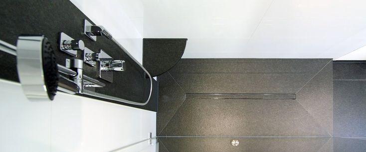Grandiose Walk-In-Duschen ◆ 15 Beispiele liefern Ideen fürs Bad: Gemauerte Dusche Bilder ✓ Walk-In-Duschkabinen mit Glas ✓ Fliesen ✓ Dusche (begehbar) Maße