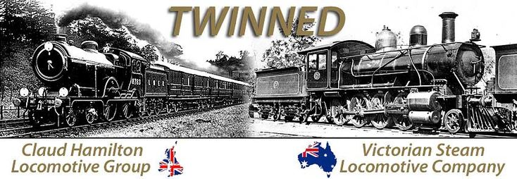 Twinned projects Australia & The UK Vicsteam.com | To build and operate a Victorian Railways, Vauclain compound cylinder, V class, 2-8-0.