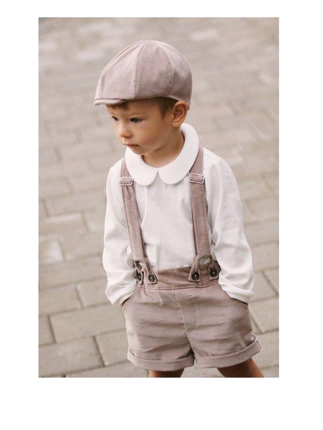4-Set Baby Junge Outfit, Taufe, Geburt, Hochzeit