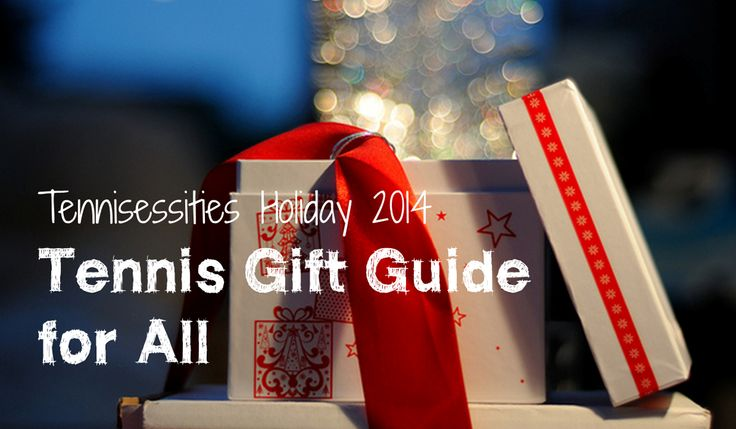 Looking for tennis gifts? Look no further than this curated tennis Gift Guide for All from Tennisessities.