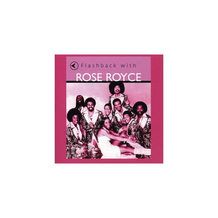 Rose Royce - Flashback with Rose Royce (CD)