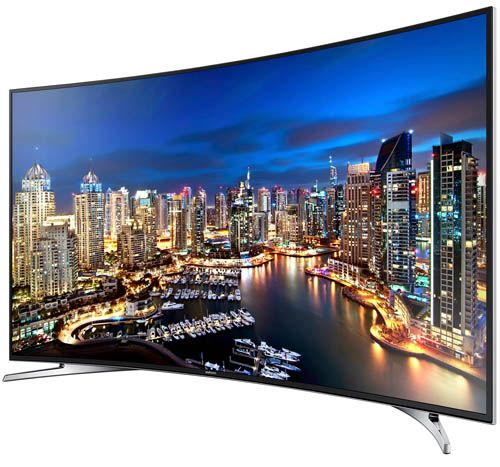 Samsung 55HU7100 smart LED Ultra HD