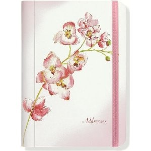 Peter Pauper Press orchid address book: Rampant Consumer, Press Orchids, Peter Pauper, Peter O'Tool, Orchids Journals, Pauper Press, Orchids Address, Address Book