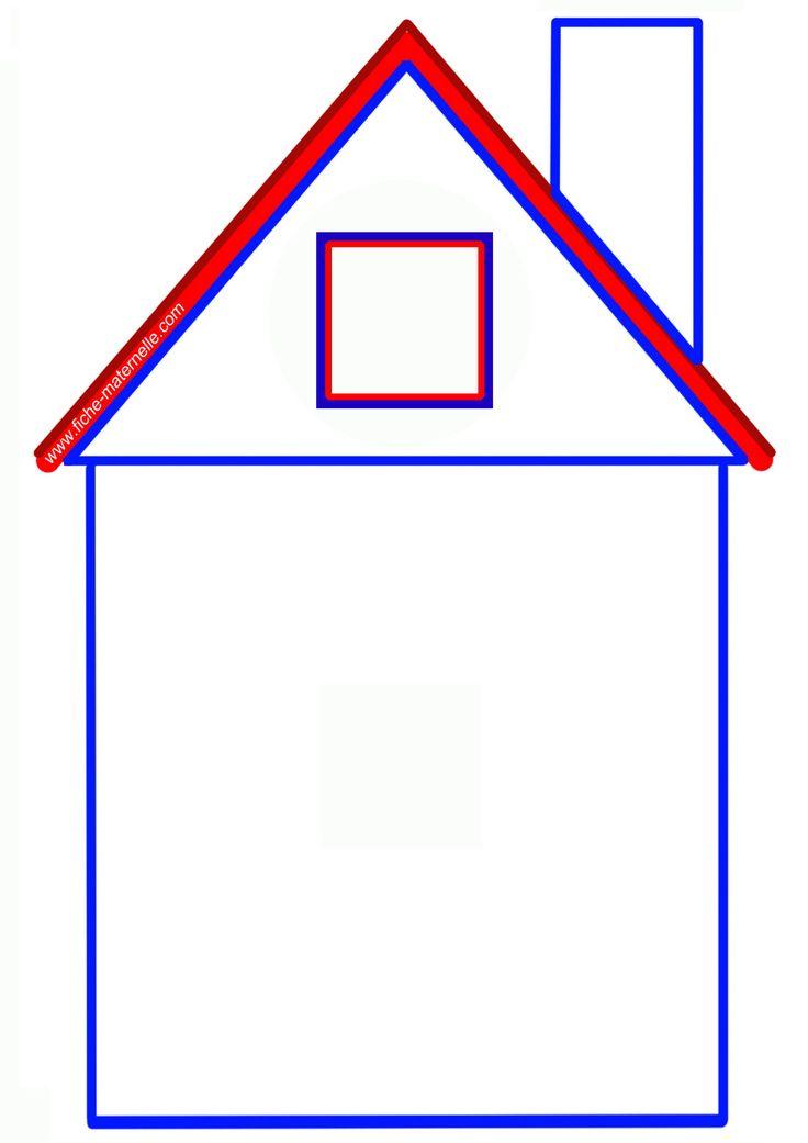 na streche kartička s počtom guličiek, v dome zhodný počet kociek