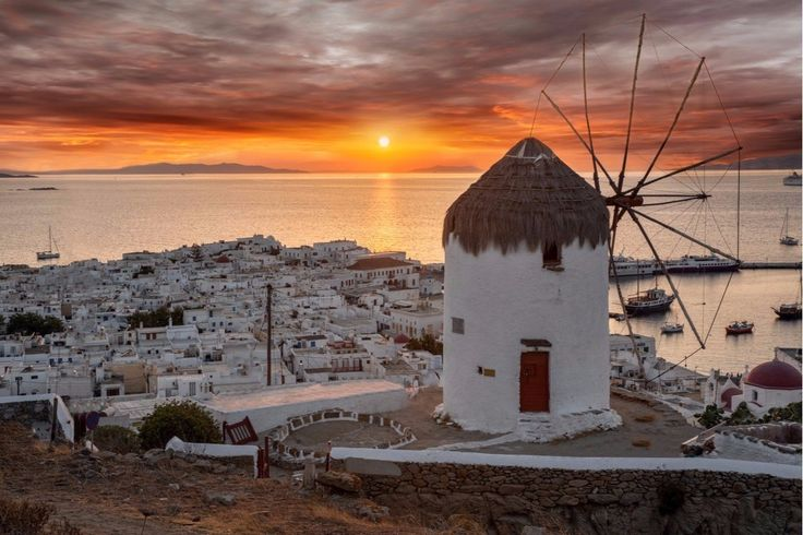 If you don't want to miss the real fun, then you have to visit #Mykonos In August!