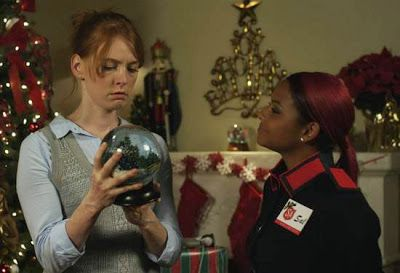 Its a Wonderful Movie: Lifetime Christmas Movie : A Snowglobe Christmas