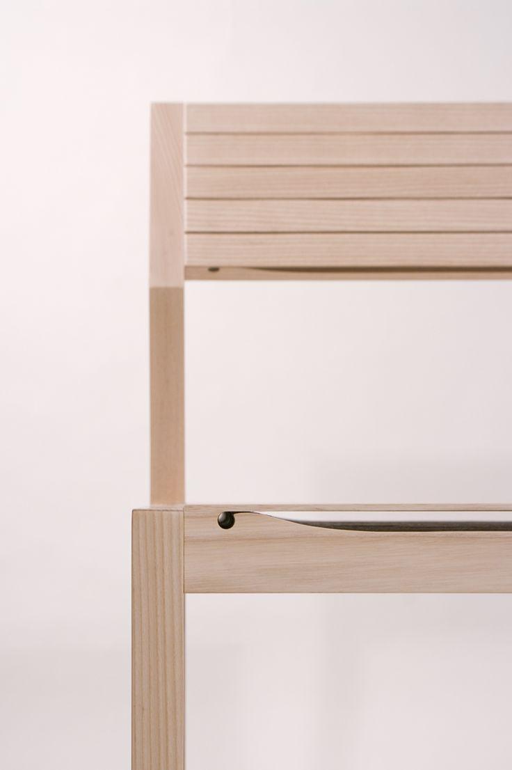 Satoshi Ohtaki: luukku chair  http://www.designboom.com/readers.html#
