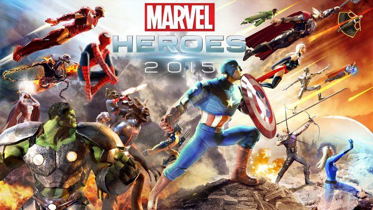 The Ultimate Wallpaper | MarvelHeroes2015.com