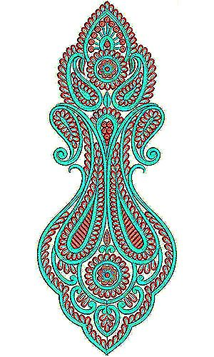 Glamorous Clothing | Embroidery Design