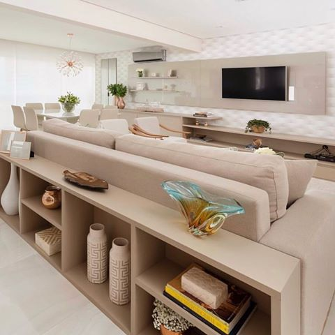 Arquitetura | Decoração (Arquitetura Zago e Rodrigues) • Fotos e vídeos de I …   – Living room designs