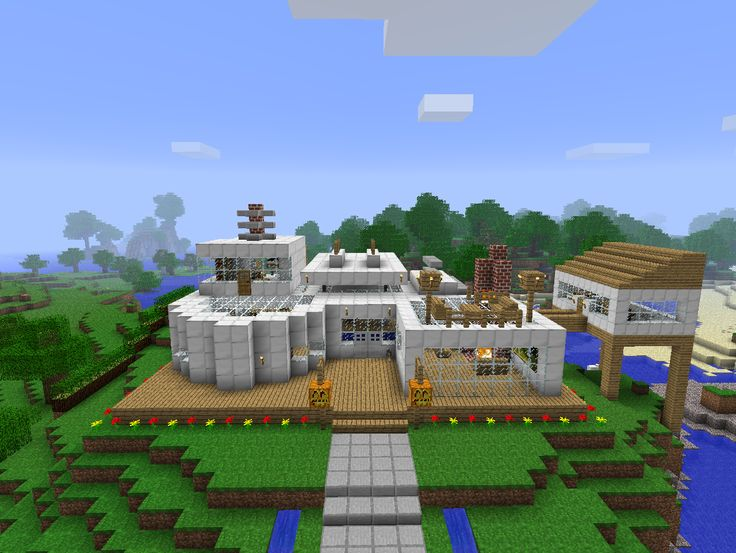 Minecraft Beach House Jpmannen1337 Minecraft Blog