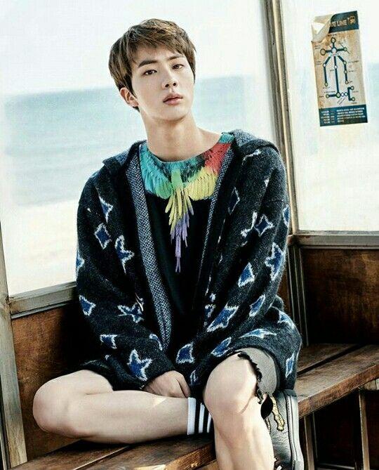 BTS Member Teaser #You_Never_Walk_Alone Concept #Jin