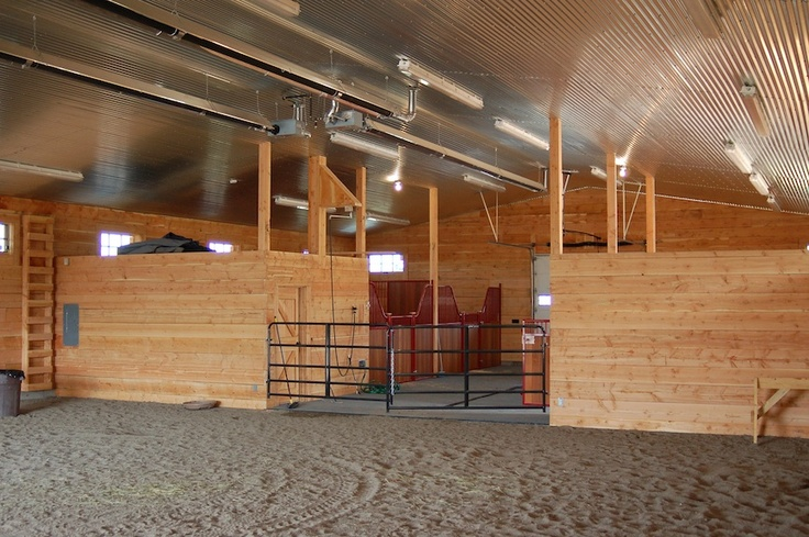 Covered Horse Shelters : Best images about my future horse barn on pinterest