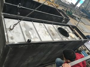 You will get best Diesel exhaust fluid storage tanks in China with security.