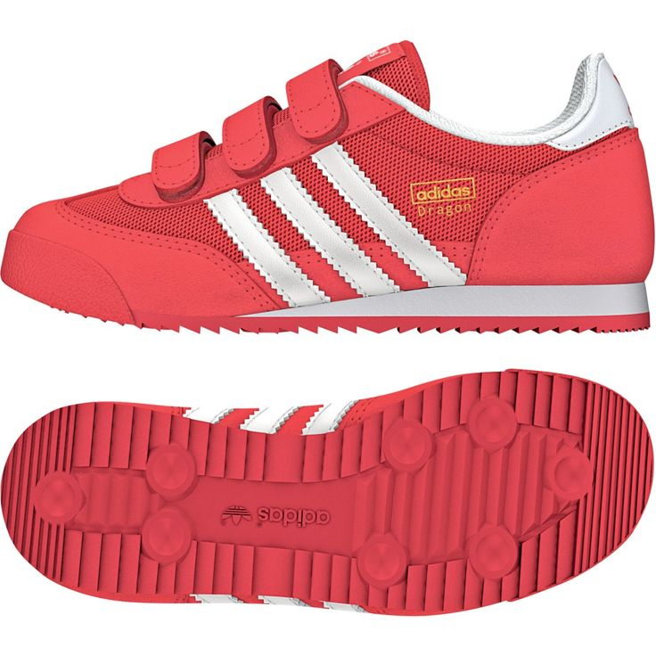 adidas dragon damen rosa