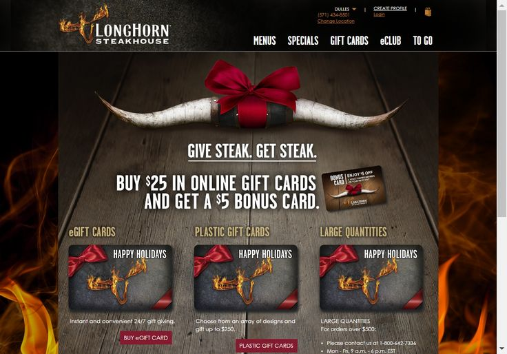 Longhorn Steakhouse Coupon Codes – Brought into this world of fire, analyzed by ice-cubes cubes, demonstrated by legions of loyal visitors on a daily basis, LongHorn Steakhouse® keeps growing…